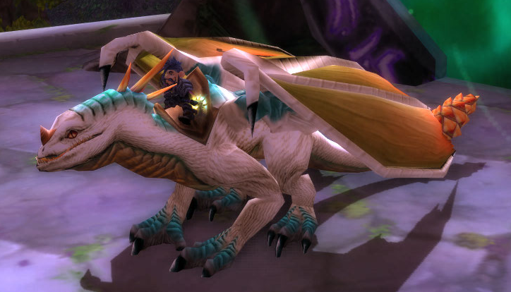 How To Get Albino Drake Mount In Wow