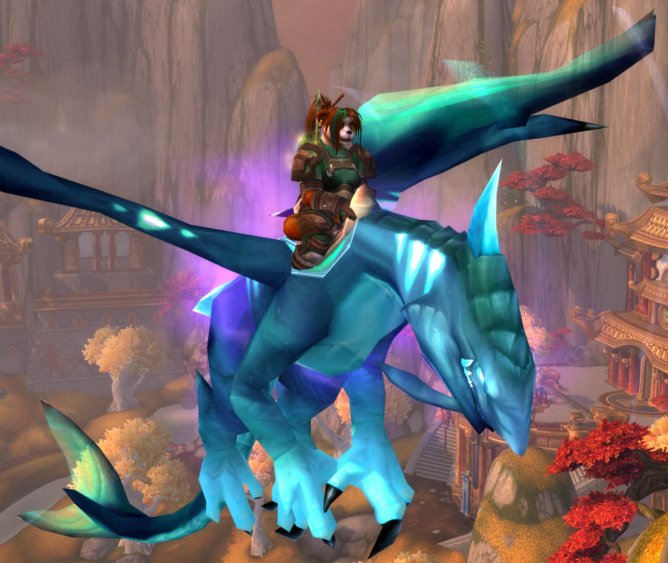 Solo farming Azure Drake mount - WoW Gold Guide
