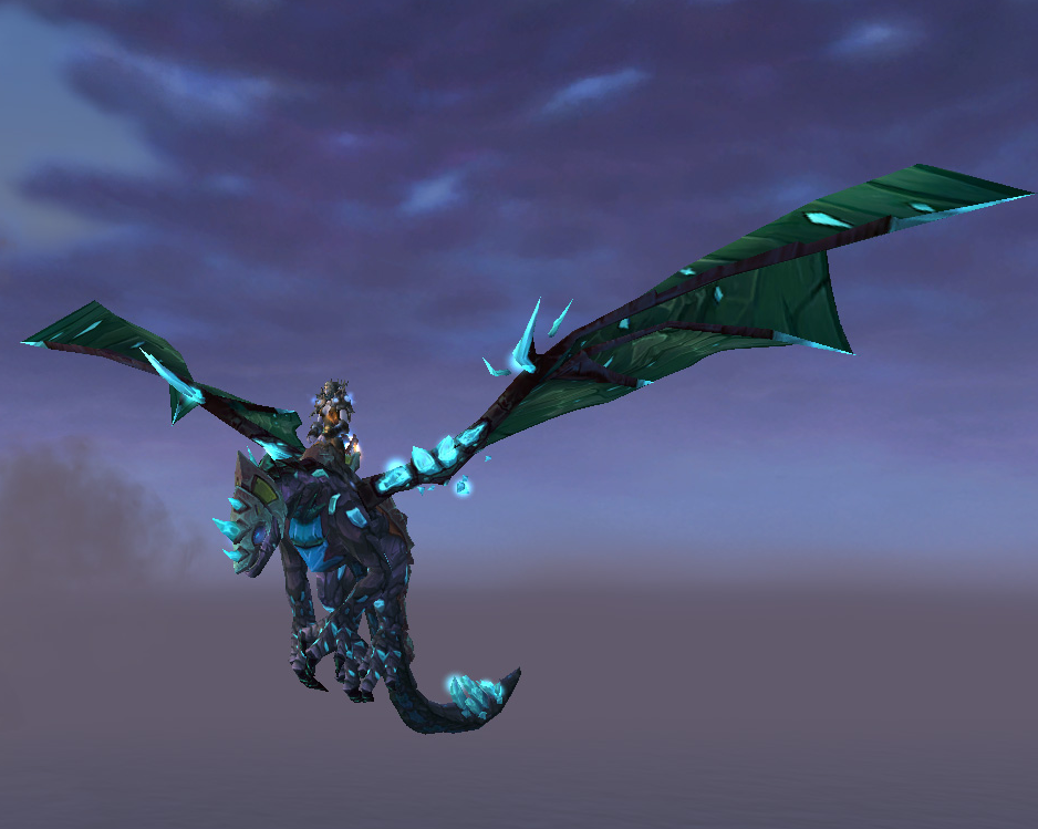 Reins of the Vitreous Stone Drake  Item  World of Warcraft