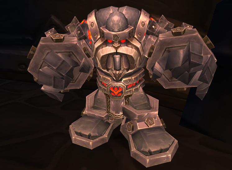 garrison mole machine