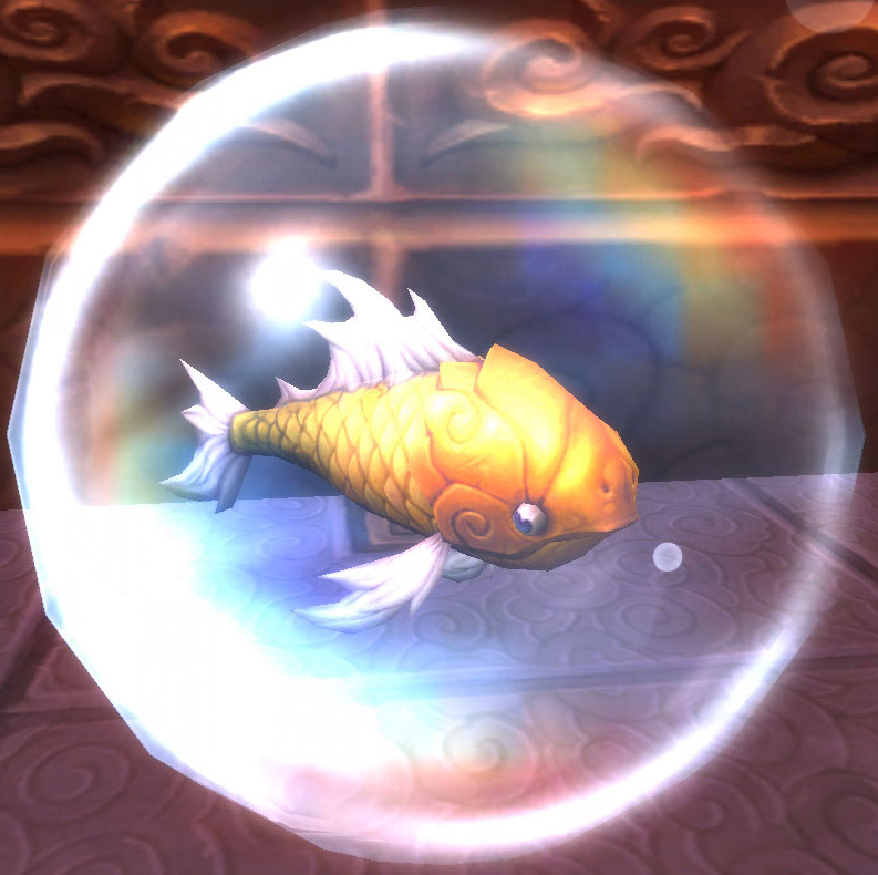 Goldfish With Swim Bladder Disorder Gets Tiny Wheelchair (VIDEO)