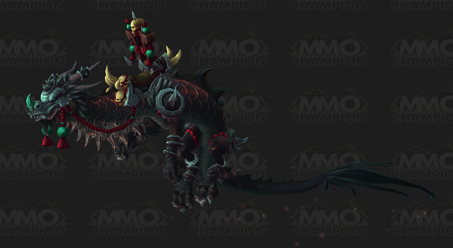 Tyrannical Gladiator's Cloud Serpent - Items
