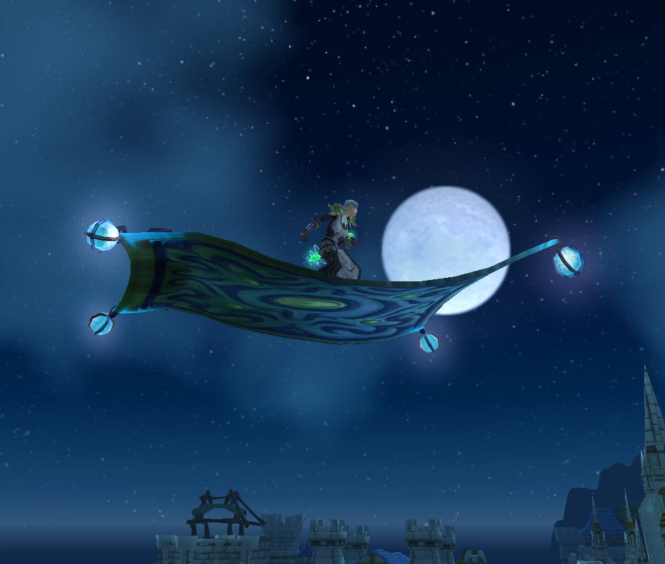 Frosty Flying Carpet Recipe Taraba Home Review