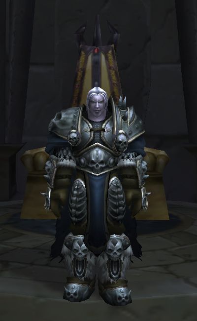 how to get to lich king