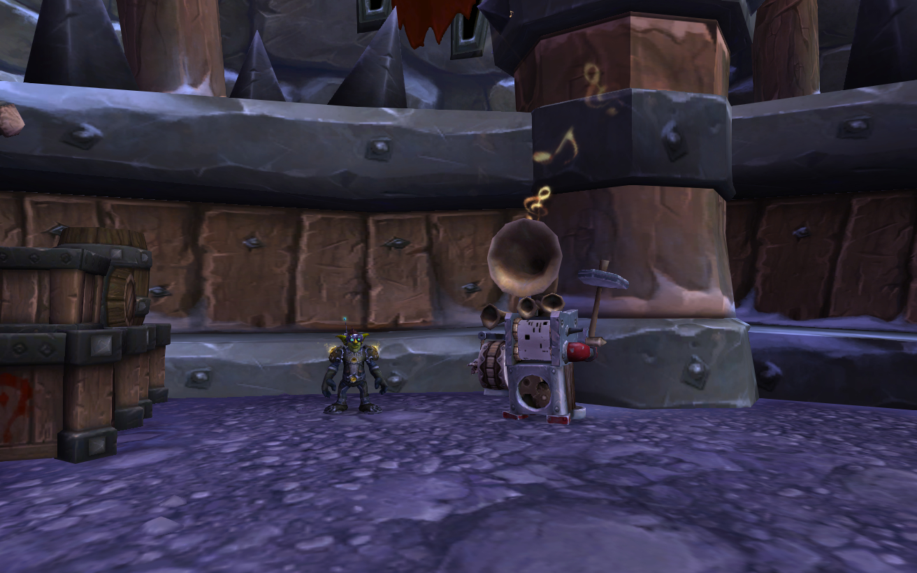 how to start draenor quest line horde