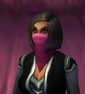 Glamorous Purple Mask - Items - WoWDB - photo#1