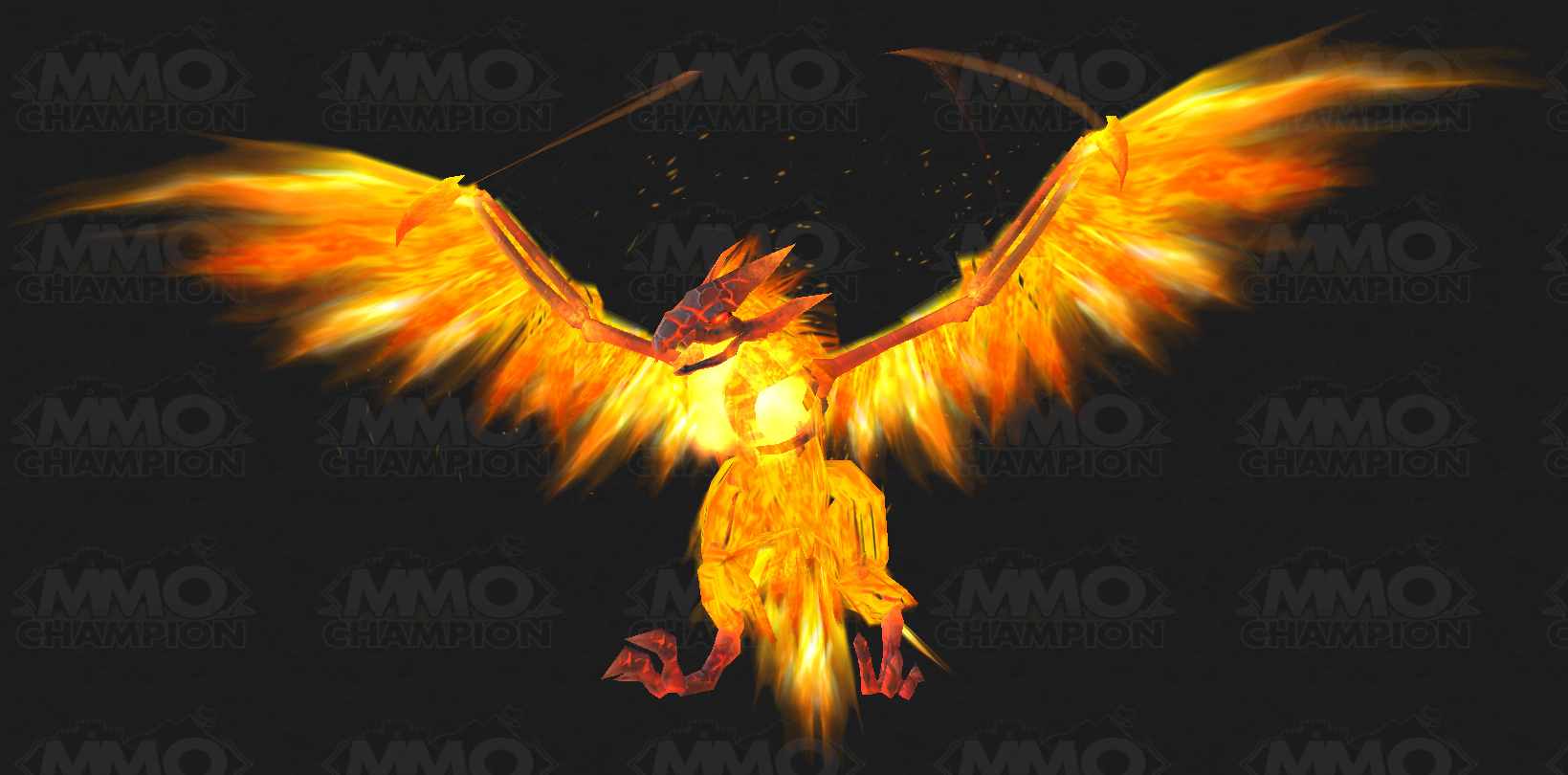 Blazing Firehawk