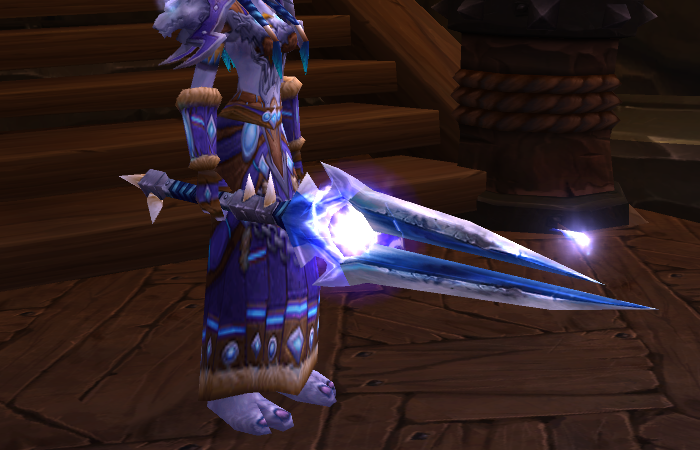 Inflatable Thunderfury, Blessed Blade of the Windseeker